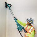 Makita XLS01Z 18V LXT Lithium-Ion AWS Capable Brushless 9 in. Drywall Sander (Tool Only) image number 11