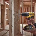 Dewalt DCD709C2 ATOMIC 20V MAX Brushless Compact Lithium-Ion 1/2 in. Cordless Hammer Drill/Driver Kit (1.5 Ah) image number 3