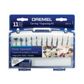 Dremel 689-01 Carving and Engraving Mini Accessory Kit image number 1