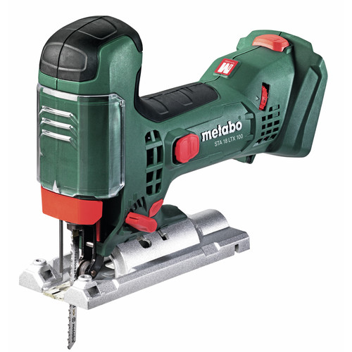 Metabo 601002890 STA 18 LTX 100 18V Variable Speed Jig Saw (Tool Only) image number 0