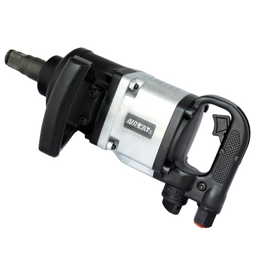 AIRCAT 1992 1 in. Straight Impact Wrench with 8 in. Extended Anvil image number 0