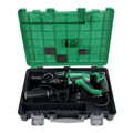 Metabo HPT DH28PFYM 8 Amp 1-1/8 in. SDS Plus 3-Mode D-Handle Rotary Hammer image number 4