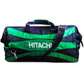 Hitachi 325518 24 in. Heavy Duty Nylon Contractors Tool Bag