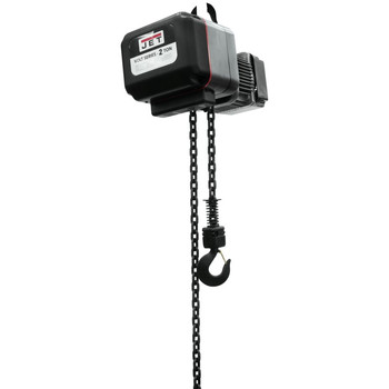 JET VOLT-200-03P-20 2 Ton 3-Phase 460V Electric Chain Hoist with 20 ft. Lift