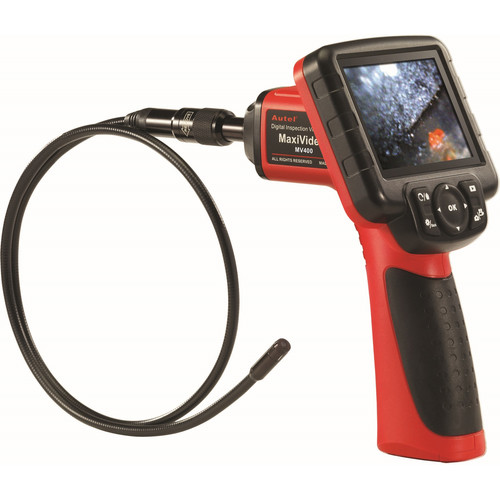 Autel MV400-55 MaxiVideo 5.5mm Lithium-Ion Digital Inspection Camera image number 0