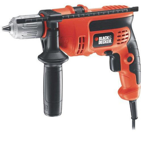 Black & Decker DR670 6.0 Amp 1/2 in. Hammer Drill