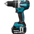 Makita XPH12T 18V LXT Lithium-Ion Compact Brushless 1/2 in. Cordless Hammer Drill Driver Kit (5 Ah) image number 2