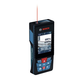 Bosch GLM400CL BLAZE Outdoor 400 ft. Connected Lithium-Ion Laser Measure with Camera