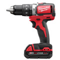 Milwaukee 2702-22CT M18 1/2 in. Cordless Lithium-Ion Compact Brushless Hammer Drill Driver Kit