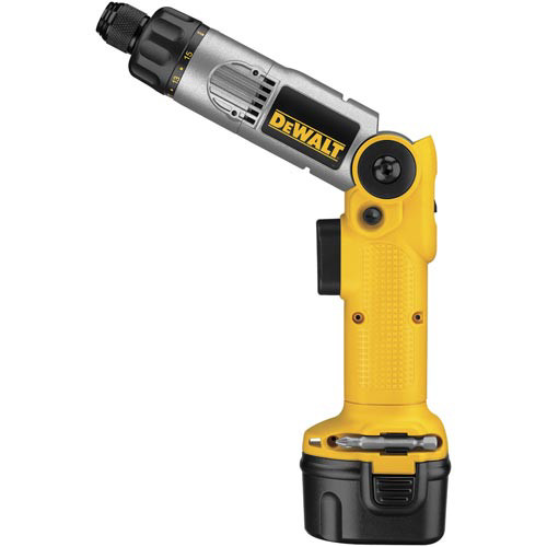 Dewalt DW920K-2 7.2V Cordless 1/4 in. Two-Position Screwdriver Kit
