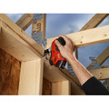Milwaukee 2458-20 M12 12V Cordless Lithium-Ion Palm Nailer (Tool Only) image number 3