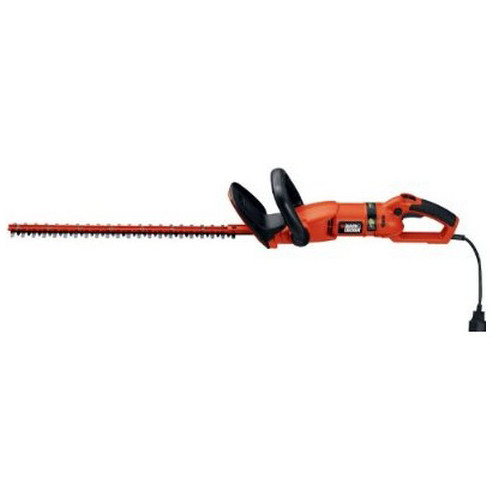 Factory Reconditioned Black & Decker HH2455R 24 in. HedgeHog Trimmer with Rotating Handle