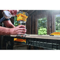 Dewalt DCW600B 20V MAX XR Cordless Compact Router (Tool Only) image number 8