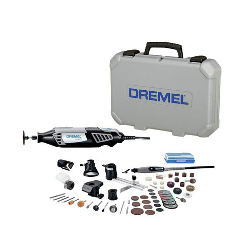 Dremel 4000-6/50 Variable Speed High Performance Rotary Tool Kit