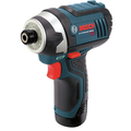 Bosch CLPK22-120 12V Lithium-Ion 3/8 in. Drill Driver and Impact Driver Combo Kit image number 3