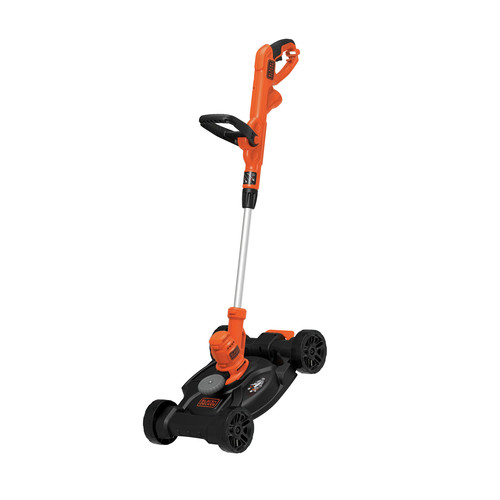 Black & Decker BESTA512CM 12 in. 3-in-1 Compact Electric Lawn Mower image number 0