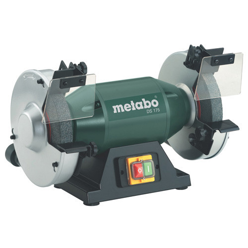 Metabo DS 175 7 in. 3.7 Amp Bench Grinder