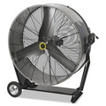 Airmaster Fan 60471 36 in. Portable 830 RPM Direct Drive Mancooler