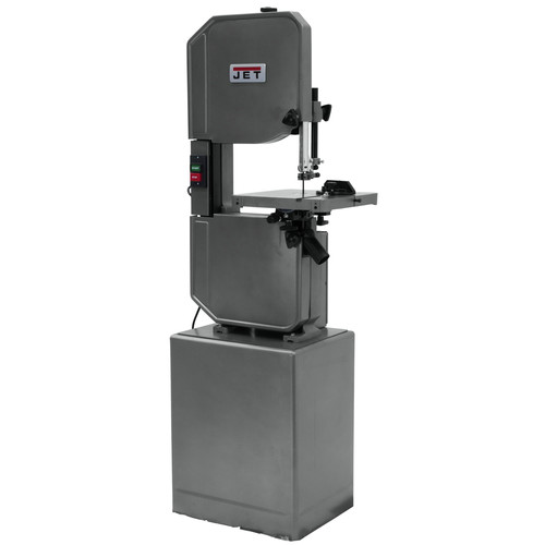 JET J-8201K J-8201K 14 in. 115V 1Ph Vertical Metal/Wood Band Saw