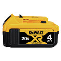 Dewalt DCB204 20V MAX Premium XR 4 Ah Lithium-Ion Battery image number 0