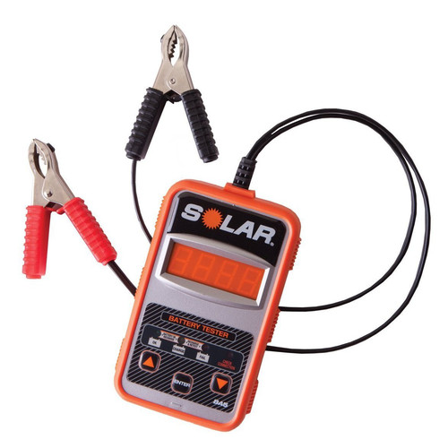 SOLAR BA5 100-1,200 CCA Electronic Battery Tester