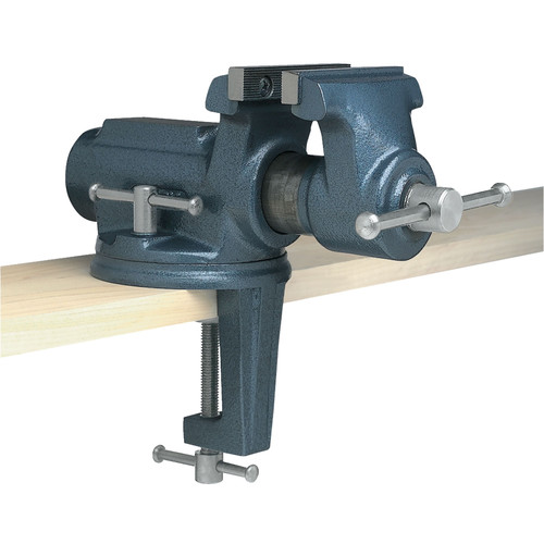 Wilton CBV-65 2-1/2 in. Super-Junior Vise Clamp On
