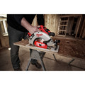 Milwaukee 2992-22 M18 Lithium-Ion Brushless Cordless 1/2 in. Hammer Drill Driver / 7-1/4 in. Circular Saw Combo Kit (5 Ah) image number 10