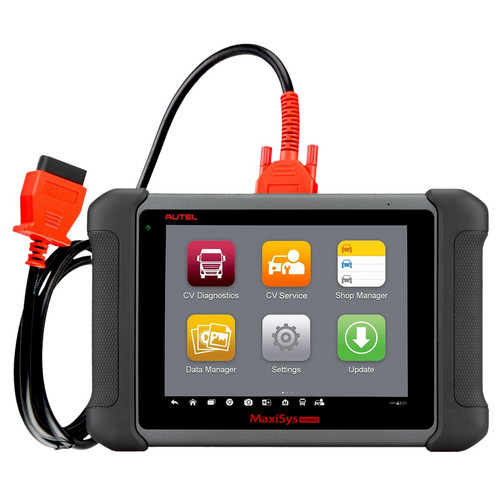 Autel MS906CV Android Diagnostic Tablet for Commercial Vehicles image number 0