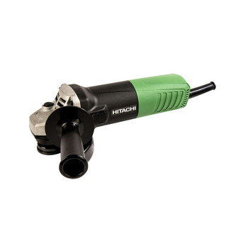 Factory Reconditioned Hitachi G12SR4 Hitachi G12SR4 4 1/2 in. Angle Grinder - 6.2 Amp image number 1