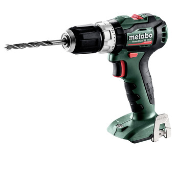 Metabo 601077890 12V PowerMaxx SB 12 BL Lithium-Ion Brushless Compact 3/8 in. Cordless Hammer Drill Driver (Tool Only) image number 0