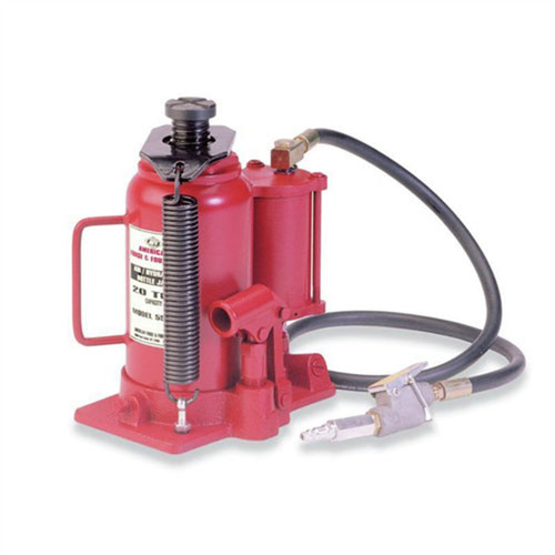 American Forge 5520B 20 Ton Air/Hydraulic Bottle Jack image number 0
