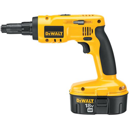 Dewalt DC668KA 18V XRP Cordless 1/4 in. Steel Framing Screwdriver Kit