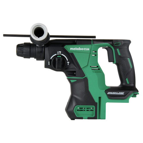 Metabo HPT DH18DBLQ4M 18V Cordless Lithium-Ion Brushless SDSplus Rotary Hammer (Tool Only) image number 0