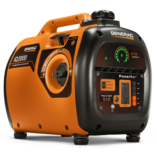 Factory Reconditioned Generac 6866R iQ2000 Inverter Portable Generator image number 0