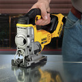 Dewalt DCS331M1 20V MAX Lithium-Ion 3000 SPM Cordless Jigsaw Kit (3 Ah) image number 5