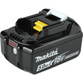 Makita BL1850BDC1 18V LXT 5 Ah Lithium-Ion Compact Battery and Rapid Charger Kit image number 1