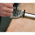 Porter-Cable 895PK 2 1/4 Peak HP Multi-Base Router Kit with Router Table Height Adjuster image number 2