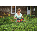 Black & Decker BEHTS125 16 in. SAWBLADE Electric Hedge Trimmer (Tool Only) image number 4