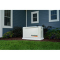 Generac 70311 Guardian Series 11/10 KW Air-Cooled Standby Generator with Wi-Fi, Aluminum Enclosure image number 4