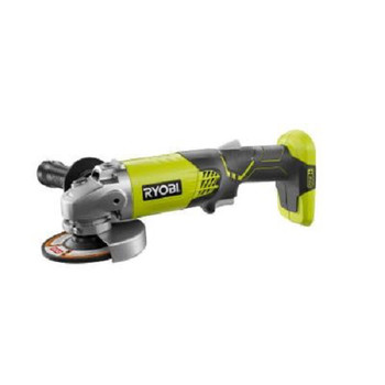 Factory Reconditioned Ryobi ZRP421 ONE Plus 18V Cordless Lithium-Ion 4-1/2 in. Angle Grinder (Tool Only) image number 0