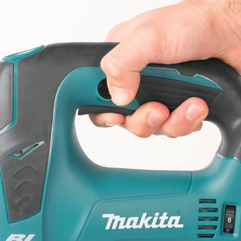 Makita XVJ02Z 18V LXT Cordless Lithium-Ion Brushless Variable Speed Jig Saw (Tool Only) image number 2