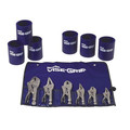 Irwin Vise-Grip 641KB 6-Piece Tool Set in Bag with 6 Koozie Cups
