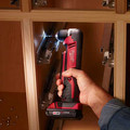 Milwaukee 2615-21CT M18 Lithium-Ion 3/8 in. Cordless Right Angle Drill Driver Kit (1.5 Ah) image number 3