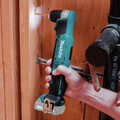 Makita AD04Z 12V max CXT Lithium-Ion 3/8 in. Cordless Right Angle Drill (Tool Only) image number 8