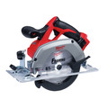 Milwaukee 2630-20 M18 18V Cordless Lithium-Ion 6-1/2 in. Circular Saw (Bare Tool)