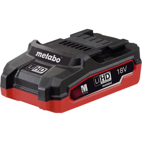 Metabo 625343000 18V 3.1 Ah LiHD Battery Pack