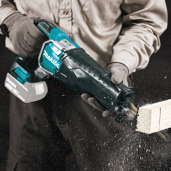 Makita XRJ05Z LXT 18V Cordless Lithium-Ion Brushless Reciprocating Saw (Tool Only) image number 13
