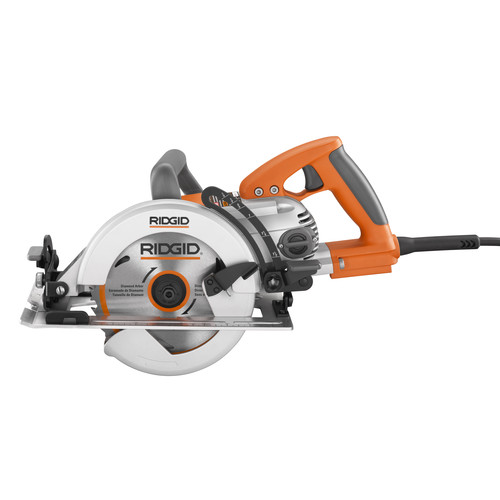 Factory Reconditioned Ridgid ZRR32102 15 Amp 7-1/4 in. Worm Drive Circular Saw