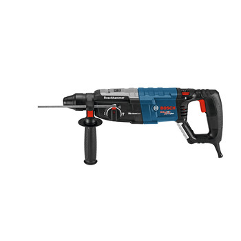 Factory Reconditioned Bosch GBH2-28L-RT 8.5 Amp 1-1/8 in. SDS-Plus Bulldog Xtreme MAX Rotary Hammer image number 2