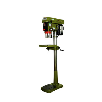 General International 75-710M1 17 in. Electronic Commercial Variable Speed Drive Floor Drill Press